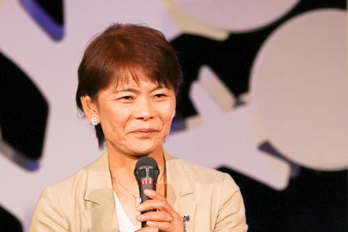 オリンピックソフトボール日本代表元監督 宇津木妙子様